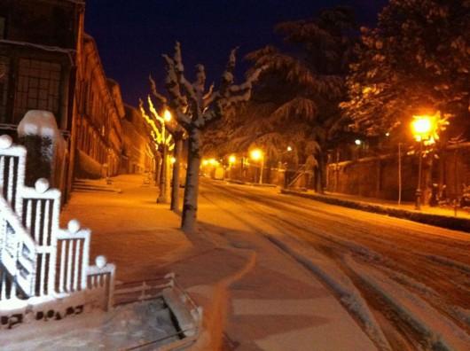 Meksyk - Na południu wichury, na północy śnieżyce -1