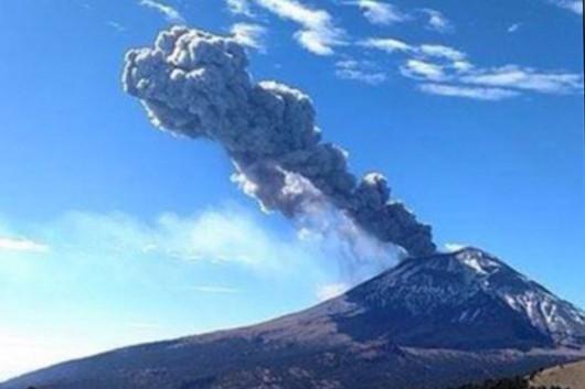 Meksyk - Zwiększyła się aktywność wulkanu Popocatépetl