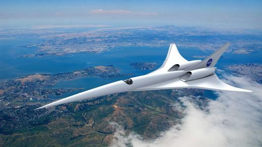 NASA chce opracować komercyjny naddźwiękowy samolot pasażerski, który da początek orbitalnym lotom okołoziemskim