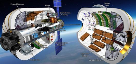 NASA w ciągu 5-7 lat planuje zbudować bazę załogową na Księżycu