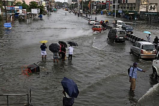 Peru - Ogromne powodzie w okolicach Cuzco -4