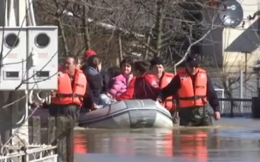 Podtopienia w Serbii, ewakuowano już 171 osób