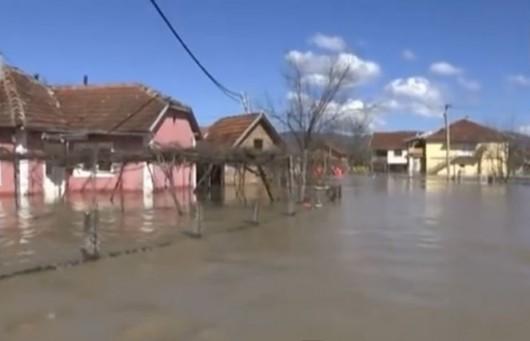 Podtopienia w Serbii