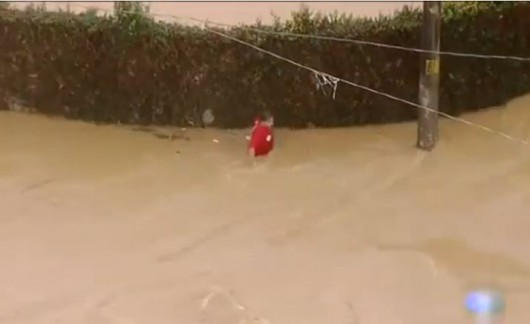 Powódź w Brazylii