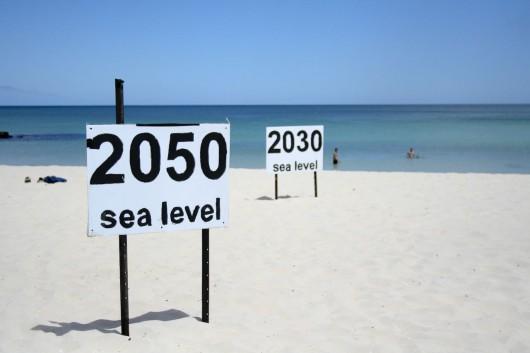 Poziom oceanów rośnie 3.41 mm rocznie -2