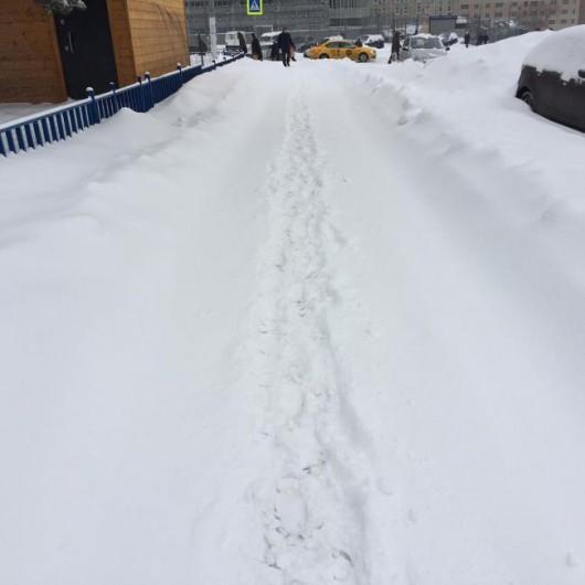 Rosja - W Moskwie wystąpiła największa śnieżyca tej zimy - -2