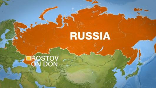 Rosja - W Rostowie nad Donem rozbił się samolot pasażerski z 62 osobami na pokładzie -3