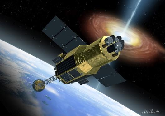 Satelita Hitomi