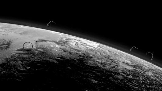 Sonda New Horizons znalazła chmury w atmosferze Plutona -2