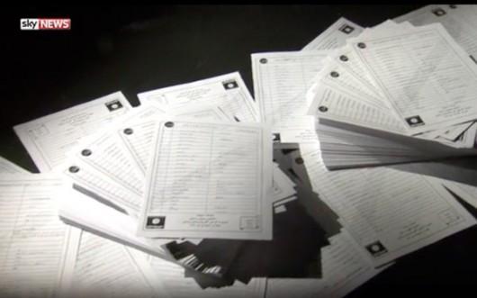 Telewizja Sky News otrzymała dokumenty zawierające dane personalne 22 tysięcy osób -1