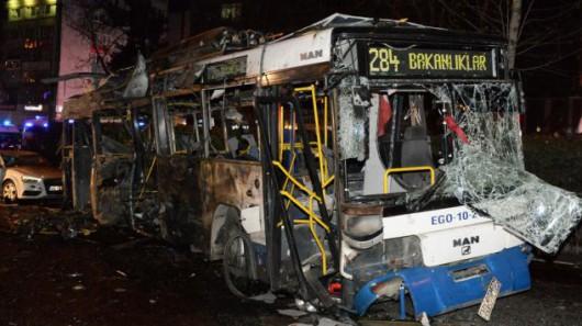 Turcja - Potężna eksplozja w Ankarze -7