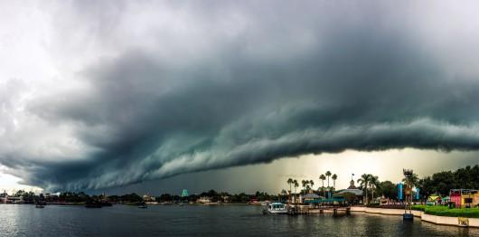 USA - Ogromny wał szelfowy na Florydzie -4
