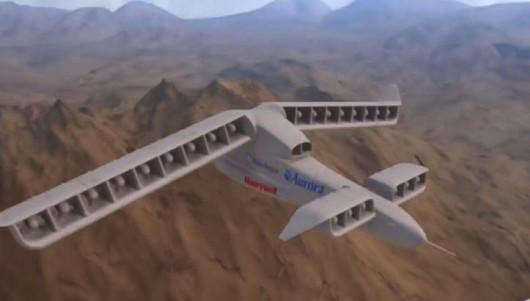 VTOL X-Plane - samolot bezzałogowy projektu DARPA