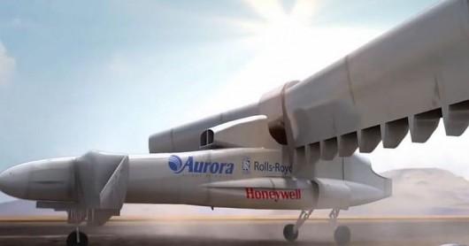 VTOL X-Plane - nowy projekt DARPA