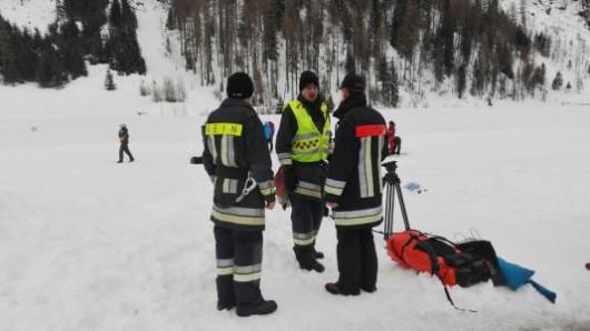 Włochy - Sześć ofiar śmiertelnych lawiny w Alpach