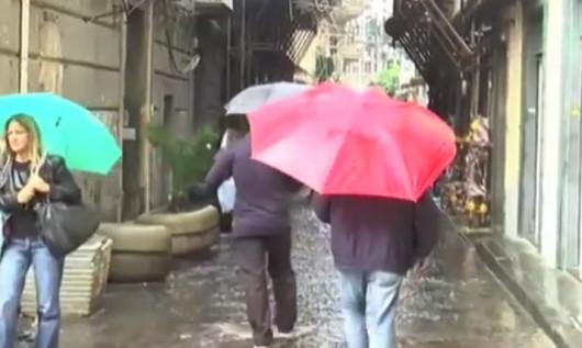 Włochy - ulewne deszcze