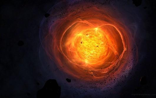 Zarejestrowano falę uderzeniową podczas wybuchu ogromnej gwiazdy 2