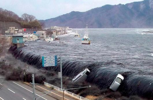 Japonia tsunami 2011