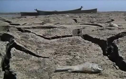Największa susza od 900 lat