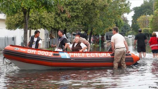 Argentyna pod wodą -1
