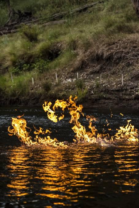 Australia - Duża ilość metanu w rzecze Condamine -2