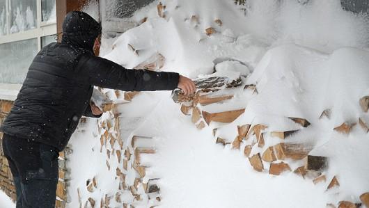 Austria - Ogromne straty w rolnictwie z powodu mrozów i obfitych opadów śniegu -4
