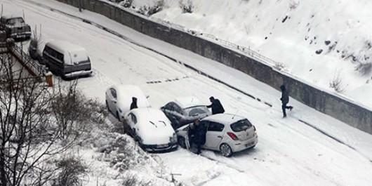Austria - Ogromne straty w rolnictwie z powodu mrozów i obfitych opadów śniegu -7