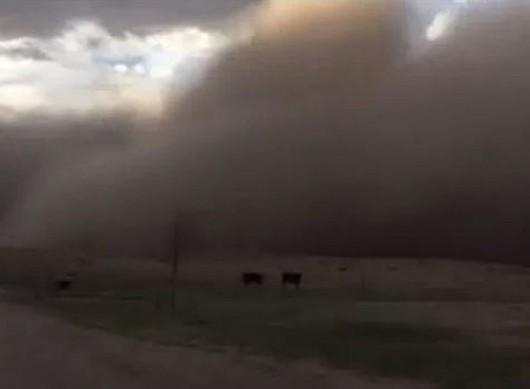 Burza piaskowa - Texhoma 3