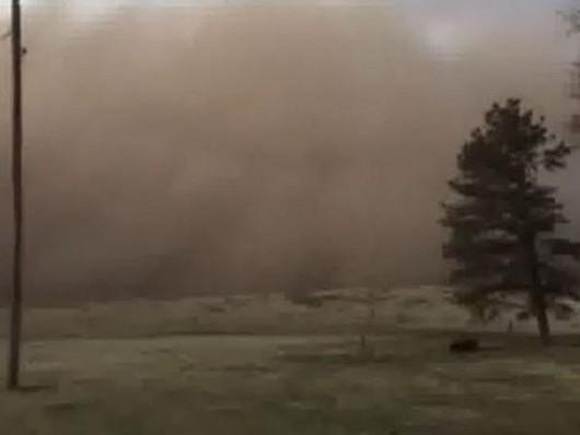 Burza piaskowa - Texhoma 5