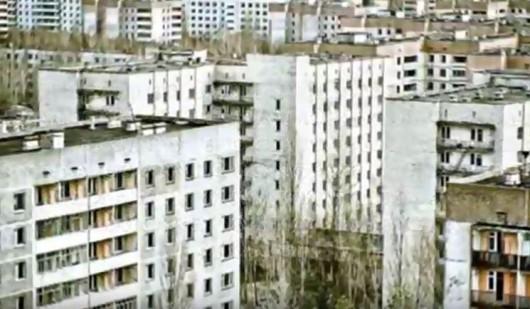 Czarnobyl po katastrofie