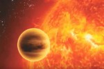 Egzoplaneta tzw. ciepły Jowisz