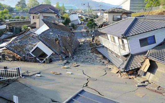 Ekwador - Duże zniszczenia po bardzo silnym trzęsieniu ziemi o magnitudzie 7.8 -5
