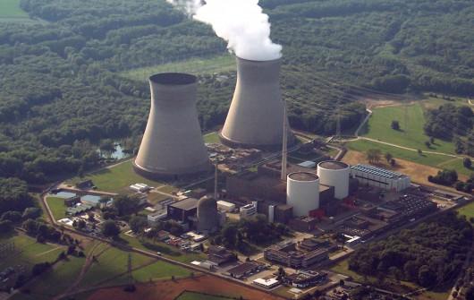 Elektrownia atomowa w Gundremmingen - Niemcy