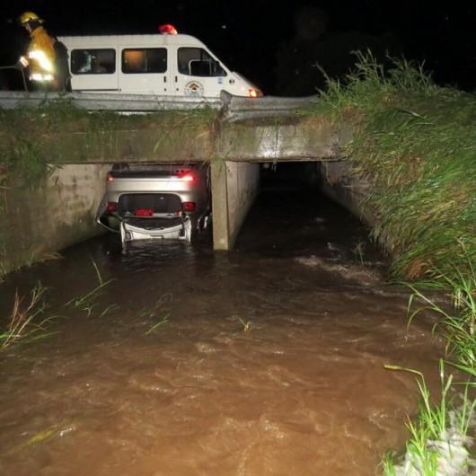 Entre Rios, Argentyna - Ulewne deszcze doprowadziły do powodzi -4