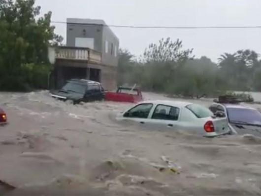 Entre Rios, Argentyna - Ulewne deszcze doprowadziły do powodzi -7