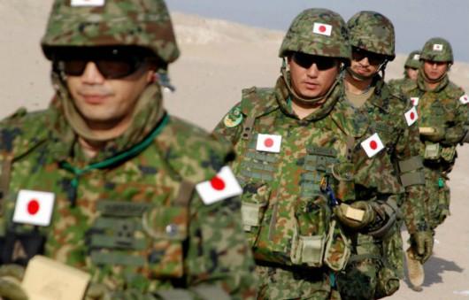 Japońska armia