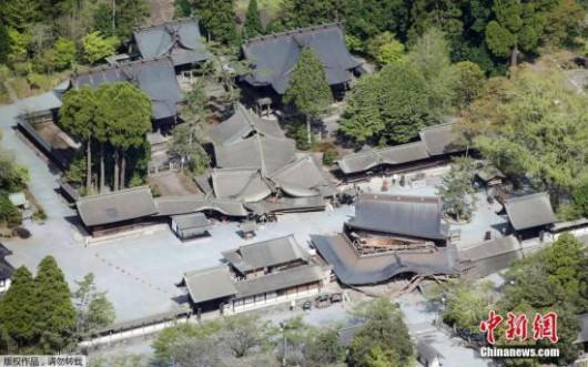 Japonia - Ilość ofiar śmiertelnych trzęsień ziemi wzrosła do 41, wiele osób jest uwięzionych pod gruzami -5