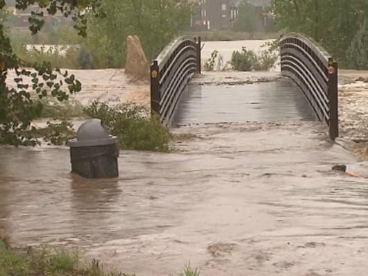 Las Vegas, USA - Intensywne opady deszczu w Nevadzie i Kalifornii -5