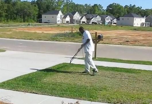 Malowaniem trawników zajmują się wyspecjalizowane firmy