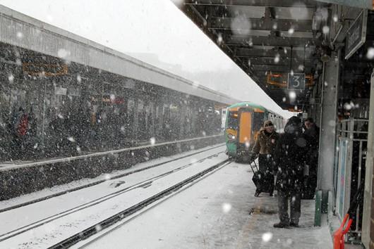 NIemcy - Śnieg -1