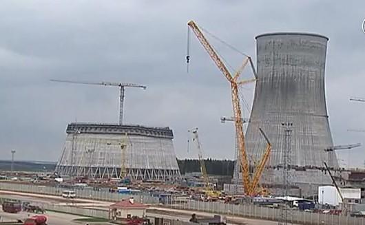 Na Białorusi powstaje elektrownia atomowa