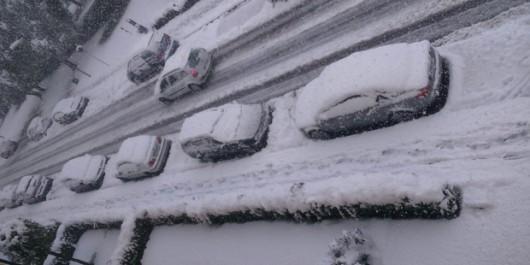 Ogromne śnieżyce w Austrii, dziesiątki tysięcy domów bez prądu -4