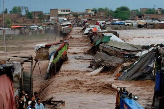 Pakistan - Ulewne deszcze zabiły co najmniej 55 osób -2
