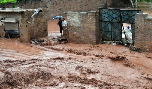Pakistan - Ulewne deszcze zabiły co najmniej 55 osób -3