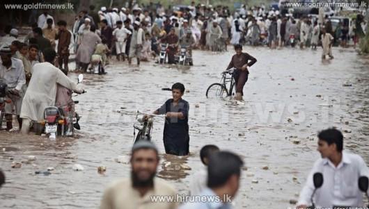 Pakistan - Ulewne deszcze zabiły co najmniej 55 osób -7