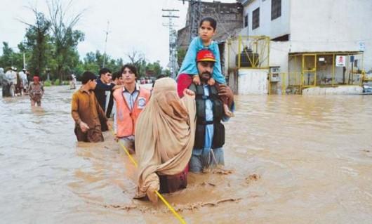 Pakistan - Ulewne deszcze zabiły co najmniej 55 osób -9