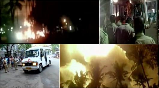 Paravur, Indie - Ponad sto osób zginęło w pożarze świątyni w stanie Kerala -2