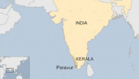 Paravur, Indie - Ponad sto osób zginęło w pożarze świątyni w stanie Kerala -3