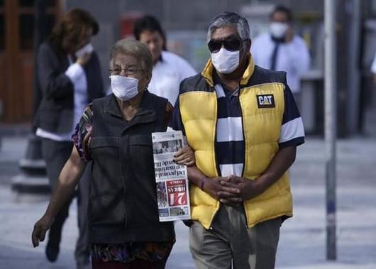 Po wybuchu wulkanu Popocatepetl 6