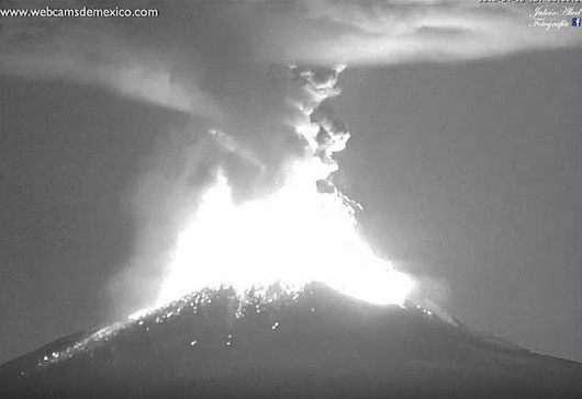 Popocatepetl 1